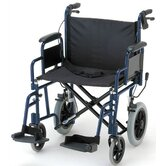 Heavy Duty Lightweight Aluminum Transport Chair