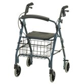 GetGo Walker with Detachable Flip Back