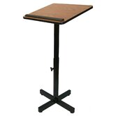 Xpediter Adjustable Lectern Stand without Sound