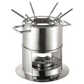 2,0L Fondue-Set &quot;Phoenix&quot; aus Edelstahl