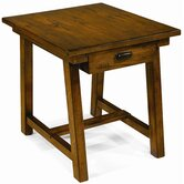 Workbench End Table
