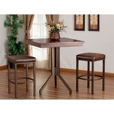 Hallmark Counter Height Pub Set