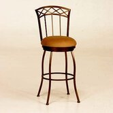 Porterville Swivel Bar Stool - Espresso Finish