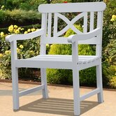 Bradley Dining Arm Chair