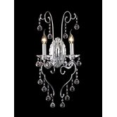 Mansfield Two Light Wall Sconce