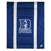 Duke University Sidelines Comforter