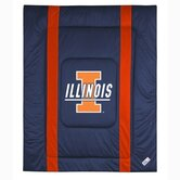 University of Illinois Sidelines Comforter