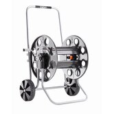 Metal Gemini Hose Cart