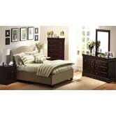 Magnolia Sleigh 4 piece Bedroom Collection