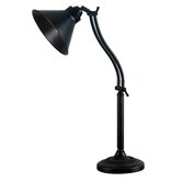Amherst Adjustable Desk Lamp in Oil Rubbed Bronze Finish