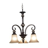 Welles 3 Light Chandelier