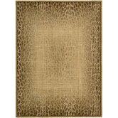 Radiant Impressions Beige Rug