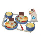 Play Kitchen Shabbat Set for Two