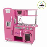 Personalized Bubblegum Vintage Kitchen