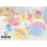 27 Piece Kitchen Playset