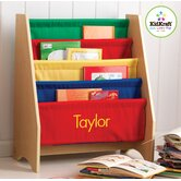 Personalized Primary Sling Bookshelf