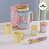Pastel Coffee Set