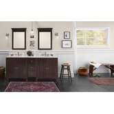 "Hampton 73"" Double Bathroom Vanity Set"