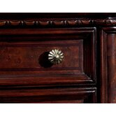 Montelena 3 Drawer Nightstand