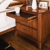 Cypress Pointe 3 Drawer Nightstand