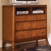 Cypress Pointe 3 Drawer Media Chest