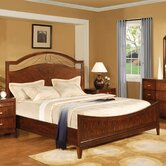 Cypress Pointe Crown Panel Bed
