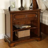 Breton Square 1 Drawer Nightstand