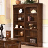 Woodlands Bookcase in Heritage Cherry