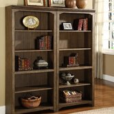 Newberry Bunching Bookcase in Antique Oak