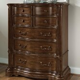 Heritage Manor 5 Drawer Chest