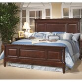 Tuxedo Park Panel Bed