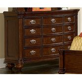 Montelena 12 Drawer Dresser