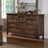 Newberry 8 Drawer Combo Dresser