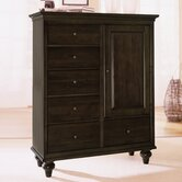 Somerset Door 6 Drawer Gentleman's Chest