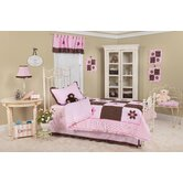 Pam's Petals Full / Queen Bedding Set