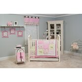 Pam's Paisley 10 Piece Crib Set