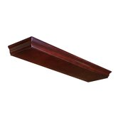 "Montclair 36"" Block Shelf"
