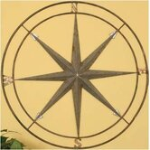 Compass Wall Decor - 27&quot; x 27&quot;