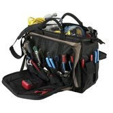 Soft Side Tool Bags - 18&quot; multi-compartment tool carrier
