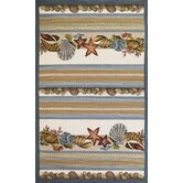 Fairfax Seashells Novelty Rug