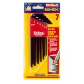 Ball End Hex Keys Standard 7 Piece Set 13207