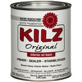 Quart Kilz® Original Interior Oil Based Sealer-Primer-Stainblocker 10