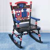 Rock A Buddies Railroad Kid Rocking Chair