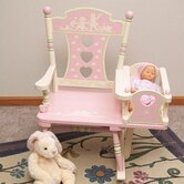 Rock A Buddies Rock-A-My-Baby Rocking Chair