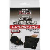 No Escape® Mouse Glue Traps