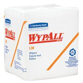 WypAll&reg; L30 Wipers - wypall l30 economizer wipers wht q-fold 12bx/ca