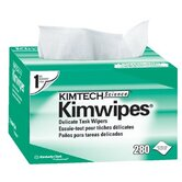 Kimtech Science&reg; Kimwipes&reg; Delicate Task Wipers - kimwipes ex-l wipes wht30boxes/ca
