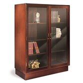 "1100 NY Series 53"" H Den Master with Hinged Double Doors"