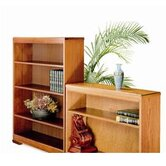 """48"" Traditional Series Open Bookcase"