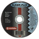 SLICER-PLUS High Performance Cutting Wheels - 4 1/2inx.045inx7/8in a60tx t27 cutting wheels